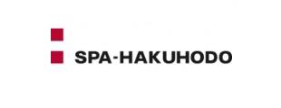 SPA HAKUHODO logo