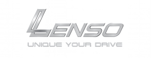 LENSO Wheel logo